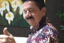 Repórter esportivo mais antigo do Sertão, Amauri Furtado, continua internado com complicações da Covid-19