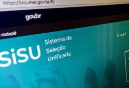 INSCRIÇÕES: Prazo de adesão de universidades públicas ao SISU começa hoje