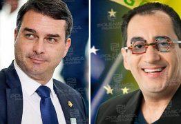 Flávio Bolsonaro vai acionar Conselho de Ética contra Jorge Kajuru