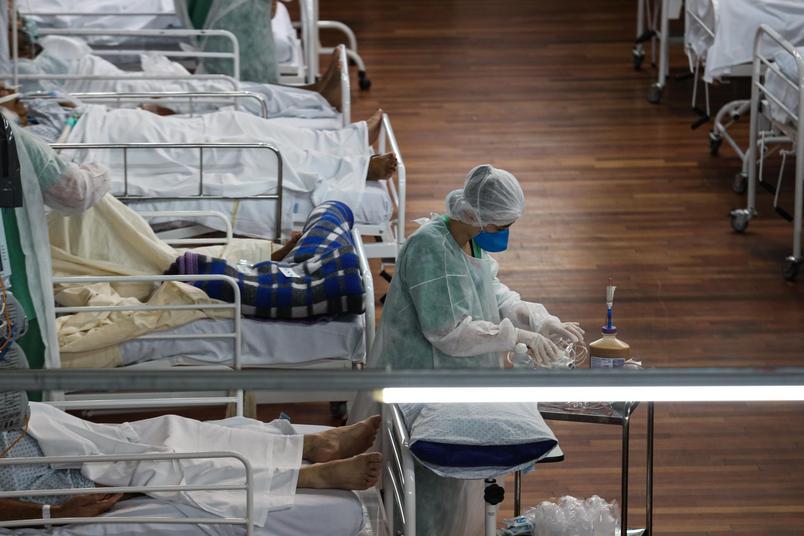 covid 19 mortes - Média móvel de mortes pela covid no Brasil é a menor desde abril do ano passado