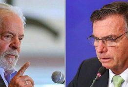 EXAME/IDEIA: Lula consolida liderança em 2022 e venceria Bolsonaro com 45% – VEJA PESQUISA COMPLETA