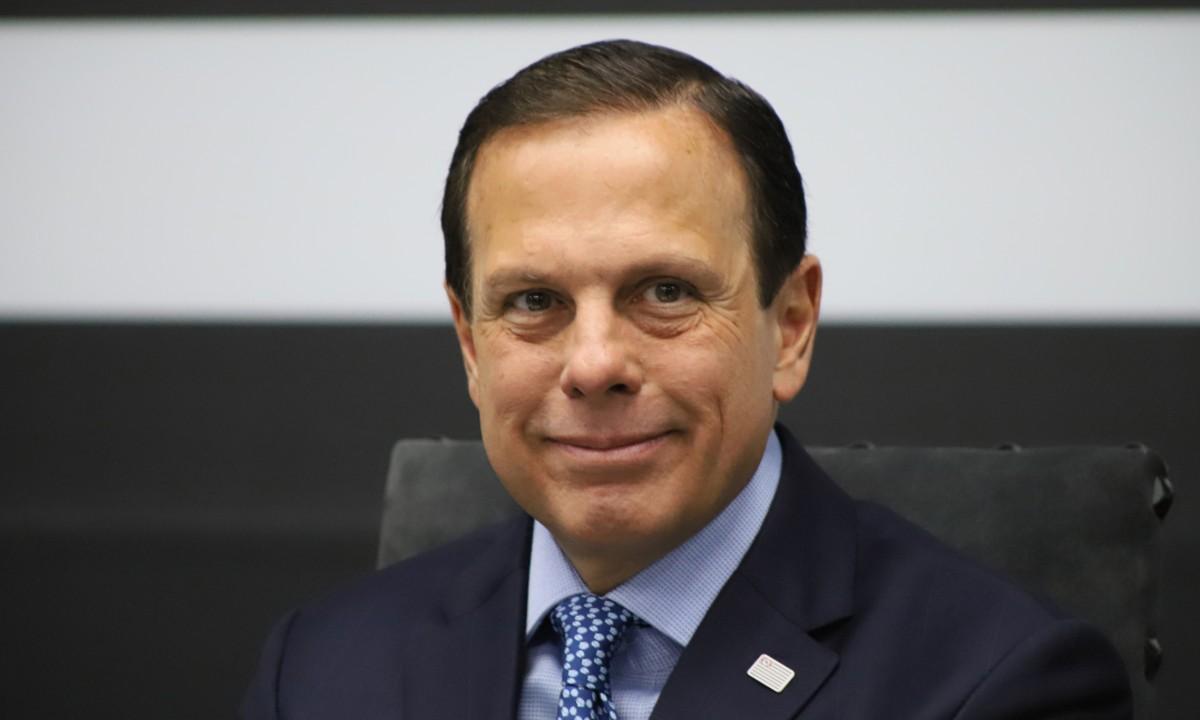 joao doria - CAMPANHA PARA 2022: Doria se apresenta como terceira via e fala que se for eleito vai privatizar a Petrobras