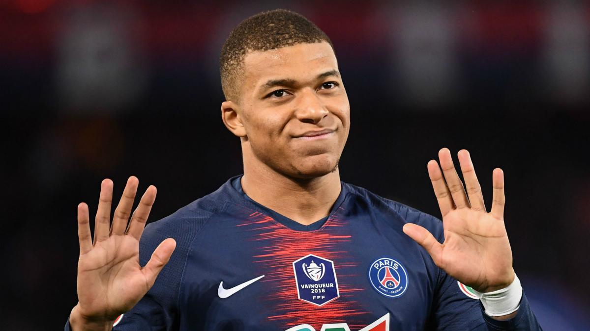 mbappe - Mbappé decide não renovar com o PSG e quer jogar no Real, diz TV