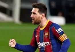 Barcelona tenta barrar Messi no PSG e acusa clube francês de violar fair play financeiro