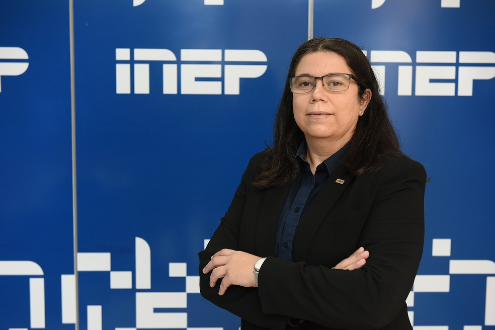 michelemelo inep - Inep nomeia Michele Melo como nova diretora de estudos educacionais