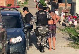 HOMICÍDIOS E TRÁFICO: Operação conjunta cumpre mandados de prisão e busca e apreensão em Santa Rita