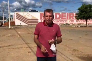 pref 360x240 - Chico Mendes confirma licitação para construção de praça em frente à Rodoviária