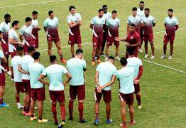 Contra o Macaé, Fluminense segue em busca da primeira vitória no Cariocão