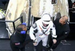 Astronautas voltam à Terra após quase seis meses na Estação Espacial Internacional; veja vídeo