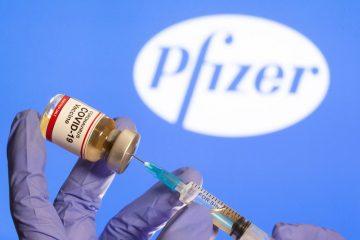 2020 11 09t151944z 2 lynxmpega815v rtroptp 4 saude corona reinounido pfizer encomenda 360x240 - Terceira dose da Pfizer aumenta imunidade contra variante Delta e pode ser necessária, divulga fabricante