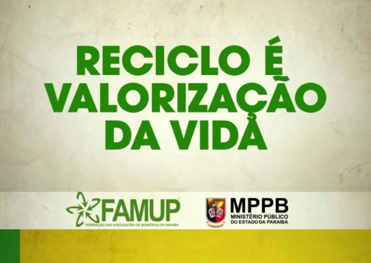 70eda2d7 87ef 63c7 7814 629631e530c7 - Famup convoca prefeitos e secretários dos 27 municípios que integram o projeto Reciclo para reunião