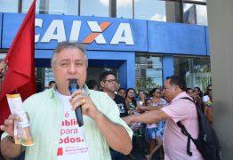 Funcionários da Caixa Econômica farão ato nesta terça-feira em João Pessoa