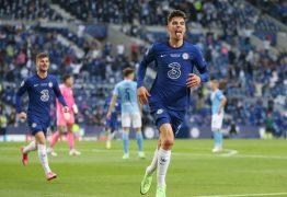 Chelsea vence o Manchester City e é bicampeão da Champions League