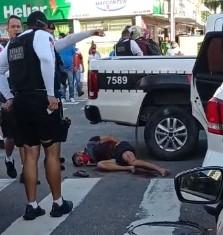 ASSALTante - TROCA DE TIROS! Homem tenta sequestrar mulher em João Pessoa, mas é atingido pela PM e morre - VEJAVÍDEO