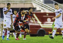 Campinense sai na frente, mas cede empate ao Botafogo-PB que segue na liderança