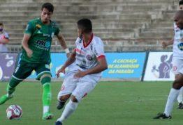 São Paulo Crystal e Nacional de Patos empatam sem gols