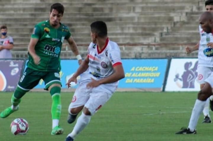 JOGOO - São Paulo Crystal e Nacional de Patos empatam sem gols