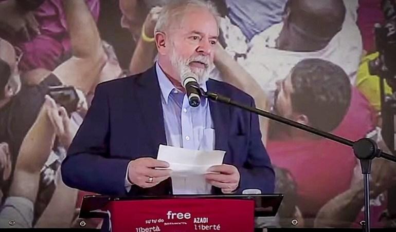 Lula 2 - AGENDA NA PARAÍBA: Lula planeja encontro com João Azevêdo, Aguinaldo Ribeiro e Luciano Cartaxo, diz CNN