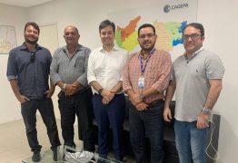 Deputado Júnior Araújo comemora obra de Estação de Tratamento de Água em Conceição orçada em R$ 1,2 milhão