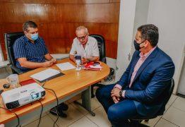 Prefeito se reúne com representante do Ministério da Economia para debater programa Cidade Sustentável