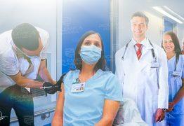 FREANDO A PANDEMIA: mortes de médicos por Covid-19 diminuem após vacinação, na Paraíba