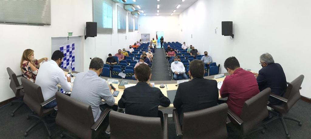 WhatsApp Image 2021 05 07 at 20.20.03 - Extensas pautas marcam reunião de diretoria e sessão plenária do Creci-PB