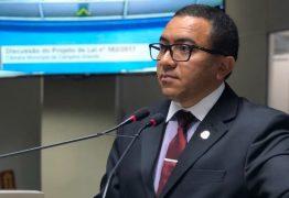 """Líder do governo em Campina revela ser contra teste de covid-19 e vacinas: """"Sou negativista"""" – VEJA VÍDEO"""
