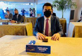 Manoel Júnior é o único paraibano na gestão da CNM de 2021 a 2024 – ACOMPANHE POSSE AO VIVO
