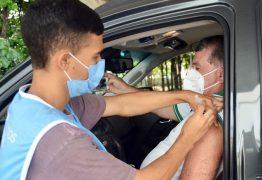 Paraíba é segundo estado do Brasil que mais vacinou com a segunda dose contra a Covid-19