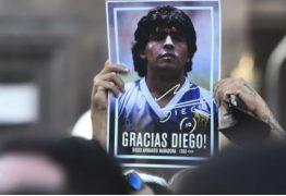 Procuradoria acusa médicos de Maradona de 'assassinato com intenção eventual'