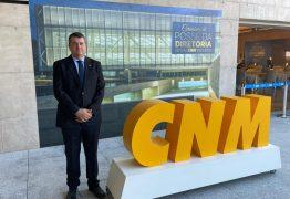 George Coelho participa da posse da nova diretoria da CNM e destaca união em prol do municipalismo