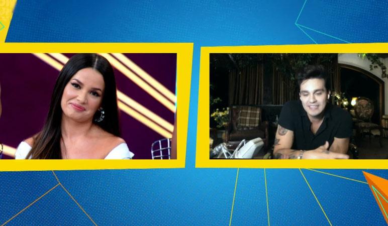 Luan convida Juliette para ser musa de nova música e gravar com a Sony -VEJA VÍDEO