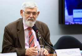 Vacinado com duas doses, Luiz Couto é internado com Covid-19 em João Pessoa; ex-deputado passa bem