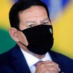 mourao 150x150 - 'Sem comentários', diz Mourão sobre crítica feita por Bolsonaro no Sistema Arapuan
