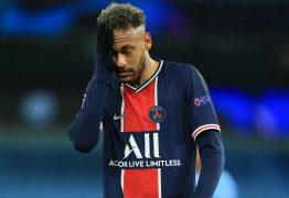 """Imprensa francesa detona desempenho de Neymar: """"Foi catastrófico"""""""