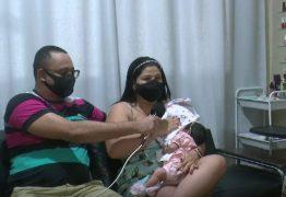 Bebê nasce com anticorpos contra Covid-19 após mãe contrair doença na gestação