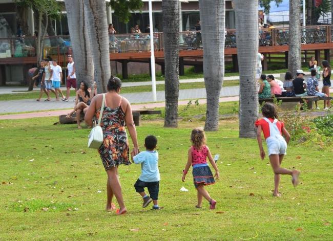 parque da lagoa 09 - Após flexibilização, Prefeitura de João Pessoa retoma agendamento de comemorações no deck do Parque da Lagoa