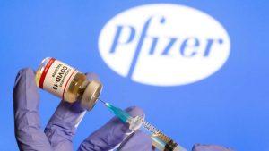 pfizer vacina 1024x576 21042021092859 300x169 - Mais 2,1 milhões de doses da vacina da Pfizer chegam ao Brasil