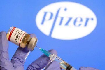 Paraíba recebe mais de 72 mil doses da Pfizer neste sábado (30) para aplicação da primeira dose