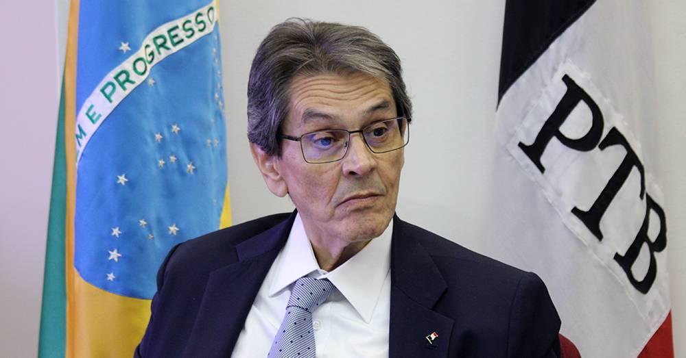 """roberto jefferson 21022021074951423 - Roberto Jefferson critica escolha de Bolsonaro por Ciro Nogueira na Casa Civil: """"Não gostaria de ter ao meu lado"""""""