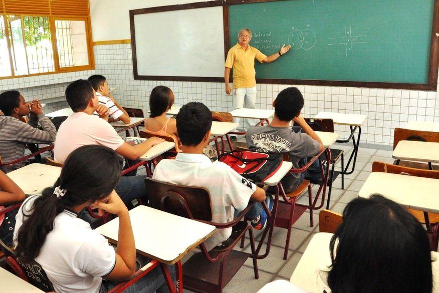 sala de aula 1 - Universidade oferece 15 cursos gratuitos em diversas áreas em Campina Grande