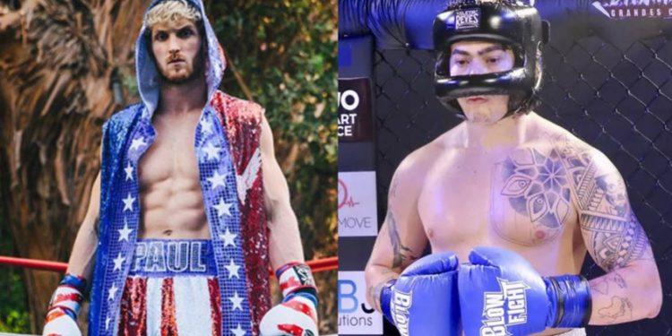 Logan Paul diz que irá lutar com Whindersson Nunes: