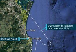111 KM: Piloto dorme em pleno voo por 40 minutos