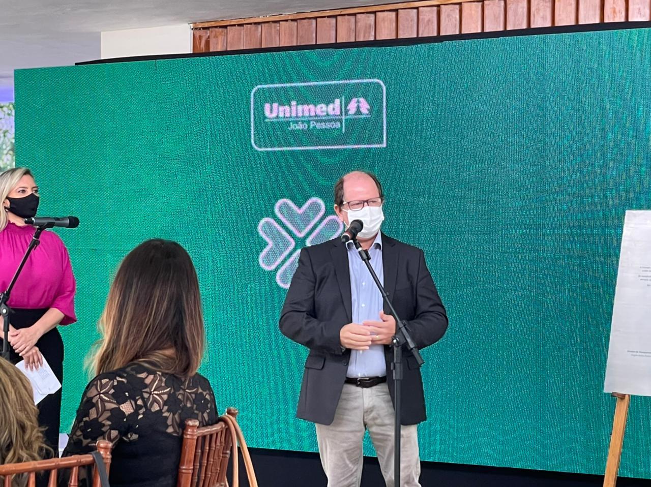 13076f10 b57f 466d ac47 ffa59d9da3c0 - Unimed João Pessoa inaugura clínica de reabilitação e promoção à saúde - VEJA VÍDEO
