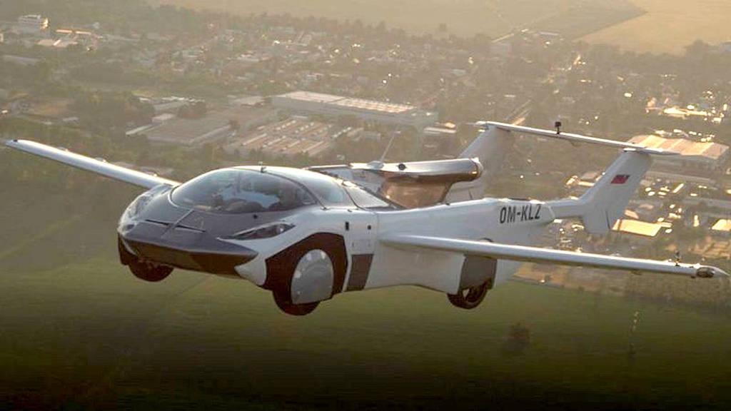 162506206060dc7aac7d7f9 1625062060 16x9 lg - DE OLHO NO FUTURO: Carro voador completa teste, leva dois minutos para se transformar em aeronave e utiliza gasolina comum