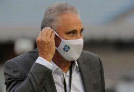 Tite revela que jogadores tiveram conversa 'direta' com o presidente da CBF sobre a Copa América