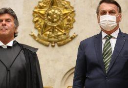 Fux garante Copa América a Bolsonaro e STF não deve impedir competição no Brasil