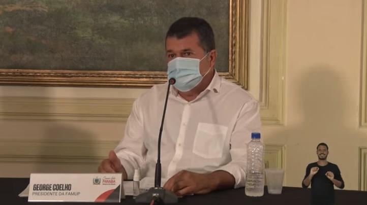 68684e7a fc88 4f06 863e 6b4405448ec6 - Famup lamenta morte de seis prefeitos paraibanos por covid-19 e destaca trabalho de gestores na pandemia