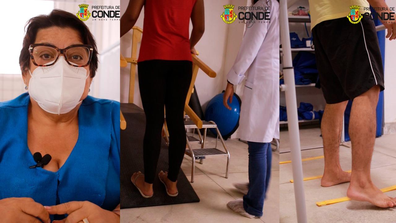 Centro Reabilitação Física de Conde intensifica ações e atenderá pacientes de diversas cidades do litoral Sul
