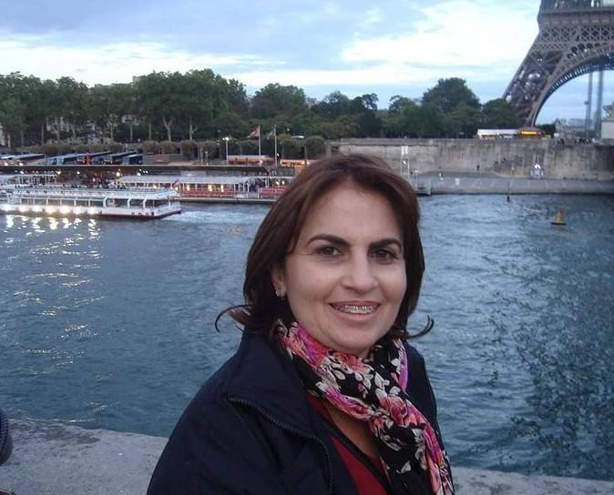 Capturar 27 - VÍTIMA DA COVID: morre aos 52 anos, Gerlândia Estrela, filha do promotor AntônioEstrela